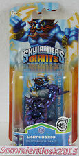 Purple Metallic Lightning Rod - Skylanders Giants Figur - seltene Variante RAR