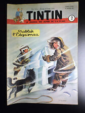 Journal Tintin N° 2 1951 BE