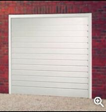 up and over garage doors Horizontal Free Powder Coated Finish No Painting