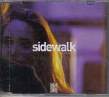 Suzannah-Sidewalk Promo cd single