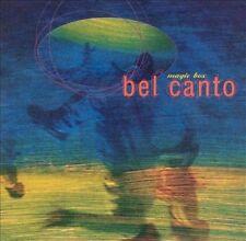 BEL CANTO (Trip Hop) - Magic Box PROMO CD [A565]