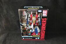 Transformers Hasbro Bumblebee Movie Studio Series 72 Starscream MISB