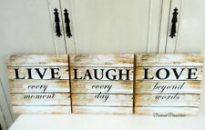 Unbranded Canvas Hearts & Love Wall Hangings