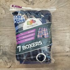 Boys Fruit of The Loom XL 18-20  Boxers