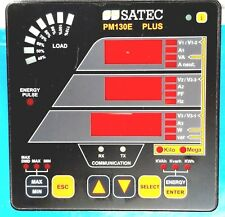 New - SATEC PM130E PLUS Multifunctional 3 Phase Power Meter 5A  85-265VAC