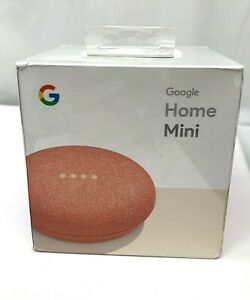 Google Home Mini - Smart Speaker with Google Assistant Coral