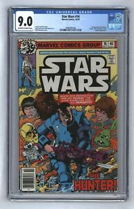Star Wars #16 1st Beilert Valance Bounty Hunters & Boba Fett Related CGC 9.0