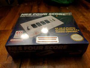 Four Score 4 Player Module (Nintendo NES) NEW Factory Sealed