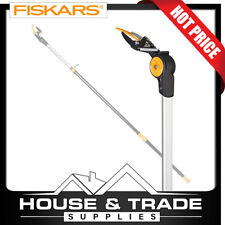 Fiskars PowerGearX Telescopic Tree Pruner UPX86 - 1023624