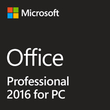 Microsoft Office Professional Plus 2016 Windows Full Version 32/64 bit