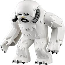 BNIP Lego Star Wars Hoth Wampa snowman creature from 75098 BN macro figure