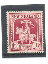 New Zealand-Health fine used(555)-1934