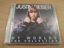 album 2 cd justin bieber my world the collection