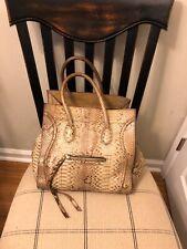 Celine Python Medium Phantom Luggage Tote Bag