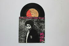 """Tom Robinson Band (TRB) / Up Against The Wall / 1978 EMI 7"""" single"""