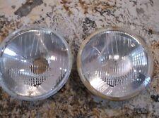 Austin Mini Cibie Headlights and Buckets