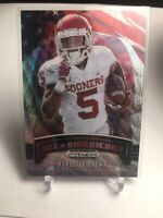 2020 Panini Prizm Draft Marquise Brown All American Silver Wave Prizm #109/299