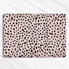 Black Polka Dot Leopard Girly Case For iPad 10.2 Air 3 Pro 9.7 10.5 12.9 Mini 5