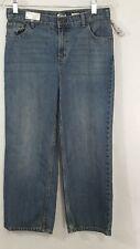 OshKosh Boys Jeans Pants Size 8 Husky Straight Leg  Adjustable Waist NWT