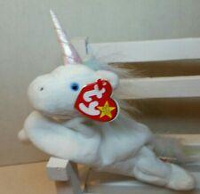 Ty MYSTIC Unicorn Multi-Color Rainbow Mane & Irredesent horn NEW w/tags