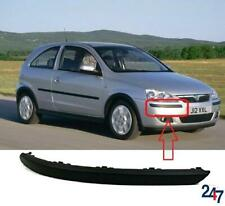 NUOVA Vauxhall//Opel Corsa C gancio traino paraurti anteriore Eye Cover CAP TRIM 1405495