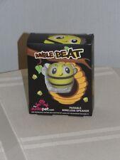 My Audio Pet Mini Bluetooth Animal Wireless Speaker Bee *Bumble Beat* Music Song