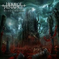HOUR OF PENANCE - MISOTHEISM   CD NEU