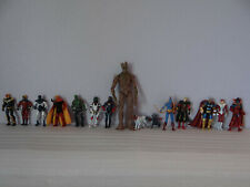 Guardians of the Galaxy & Galactic Guardians 3.75'' Marvel Legends lot of 15