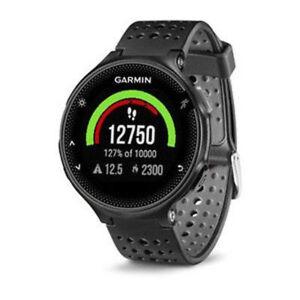 Garmin Forerunner 235 GPS Sport Fitness Watch Tracker Black/Gray - 010-03717-54