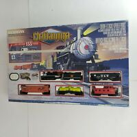 Bachmann HO Scale Chattanooga Electric Train Set 00626