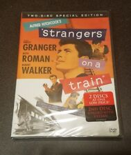 Strangers on a Train (Dvd, 2004 2-Disc Special Edition) Alfred Hitchcock mystery