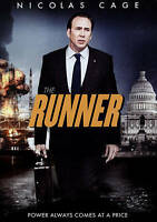 The Runner (DVD, 2015) NEW