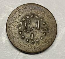 Light Artillery 1808-1821 Coat Button