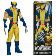 Marvel Hero 30cm Wolverine Action Figures Doll Kids Boy Playset Toy Collection