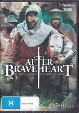AFTER BRAVEHEART - THE UNTOLD STORY  - NEW & SEALED DVD - FREE LOCAL POST