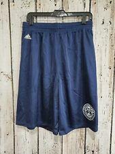 LZ Adidas Men's Large Philadelphia Union Mesh Drawstring Athletic Shorts NEW