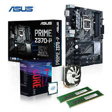 Aufrüst-Kit Intel Coffee Lake i7-8700K, ASUS PRIME Z370-P, 16GB DDR4 RAM
