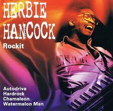 Herbie Hancock-Rockit-CD ALBUM NUOVO-AUTODRIVE-hardrock