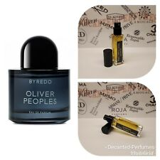 Byredo Oliver Peoples Indigo - 17ml/0.57oz Extract base decante Eau de Parfum