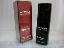 CHANEL ANTAEUS POUR HOMME 3.4 FL oz / 100 ML EDT Spray Sealed * Made in France *