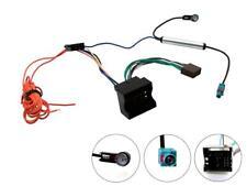 Radio CD Estéreo Headunit Arnés Cableado Iso Adaptador CT20CT04 para Citroen C6