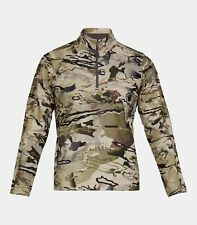 Under Armour Ua Zephyr Fleece Camo ¼ Zip Men's Long Sleeve J