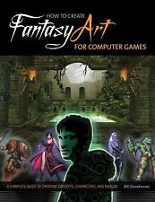 How to Create Fantasy Art for Video Game