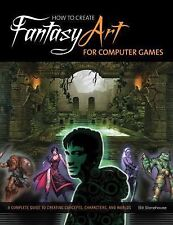 How to Create Fantasy Art for Video Games: A Complete Guide to Creating