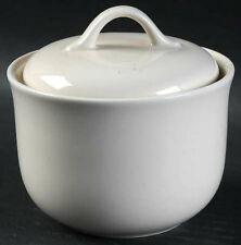 LQQK - Corelle BEIGE - SANDSTONE Sugar Bowl w/Lid EXCELLENT CONDITION  VHTF