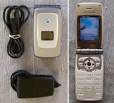 Sony Ericsson Z1010 Flip Mobile Phone Good Condition! (no walkman z600 W Z Z200