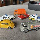 Corgi/corgi Juniors Job Lot Of 6 Cars And Lorries