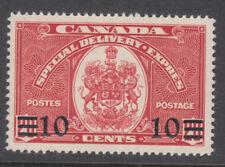 Canada - Special Delivery #E9 MH VF cv$12