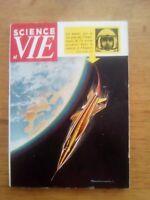 Science et vie N°508 1960 avion fusée X-15 / paris / voitures volantes