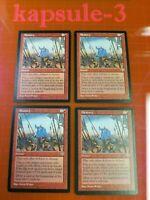 4x Aleatory | Mirage | MTG Magic The Gathering Cards